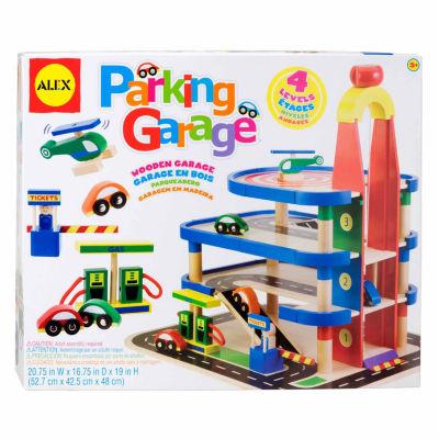Alex Toys Parking Garage Bath Toy