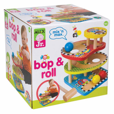 Alex Toys Alex Jr Bop And Roll 5-pc. Discovery Toy