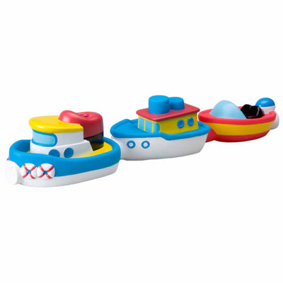 ALEX TOYS Rub A Dub Magnetic Boats In The Tub 3-pc. Toy Playset - Unisex