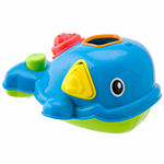 ALEX TOYS Rub A Dub Sort N Spray Whale 5-pc. Toy Playset - Unisex