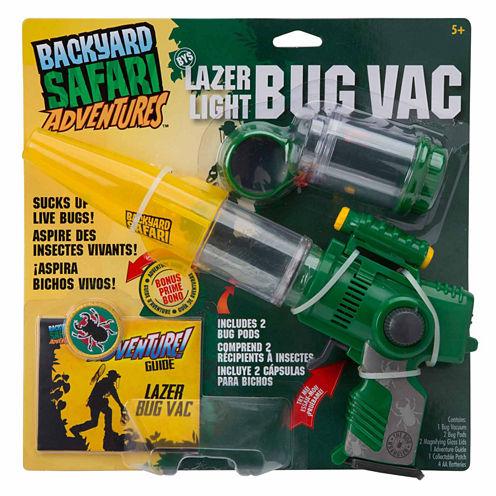 Backyard Safari Lazer Light Bug Vac Unisex 5-pc. Dress Up Accessory