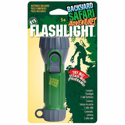 Backyard Safari Flashlight Dress Up Accessory