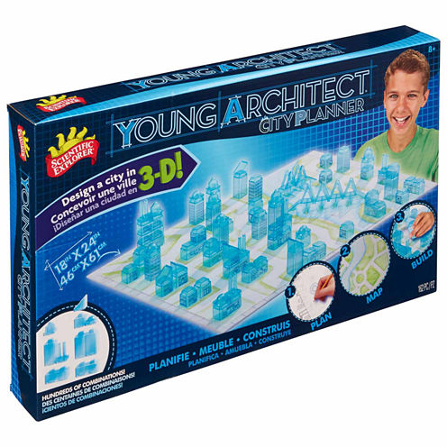 Se Young Architect City Planner Discovery Toy