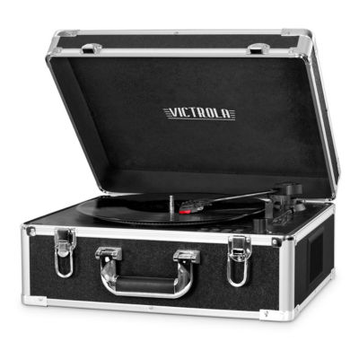Victrola VSC-551 Full Size Bluetooth Turntable with CD Player