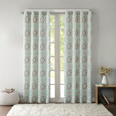 Rimini Grommet-Top Curtain Panel