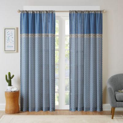 Weston Rod-Pocket Curtain Panel
