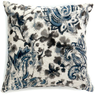 Small Square Decorative Pillows : Iris Small Poly Decorative Square Throw Pillow - JCPenney