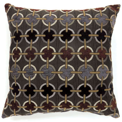 Maseille Small Poly Decorative Square Throw Pillow