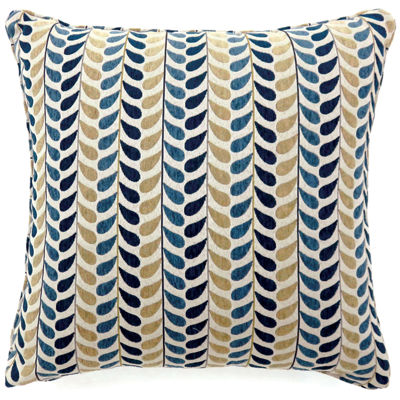 Clove Small Poly Decorative Square Throw Pillow