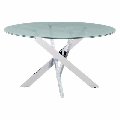 Stance Round Dining Table