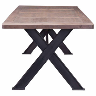 Zuo Modern Haight Ashbury Dining Table