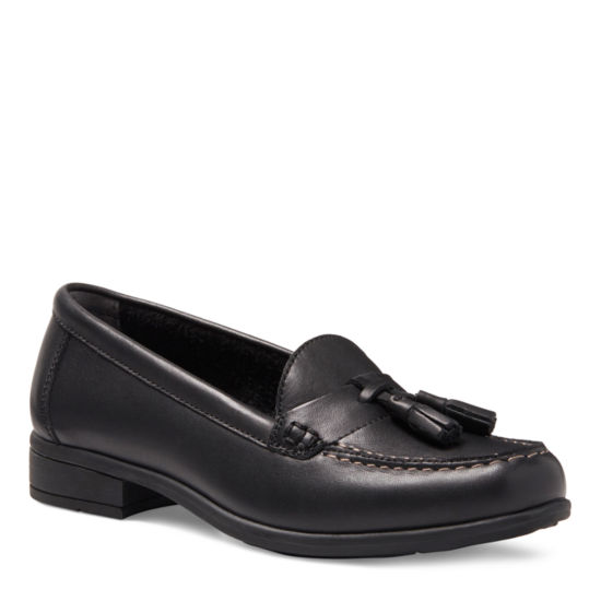 Eastland Womens Liv Loafers Pull-on Round Toe