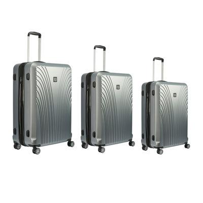 Ful Curve Geo 3-pc. Hardside Luggage Set