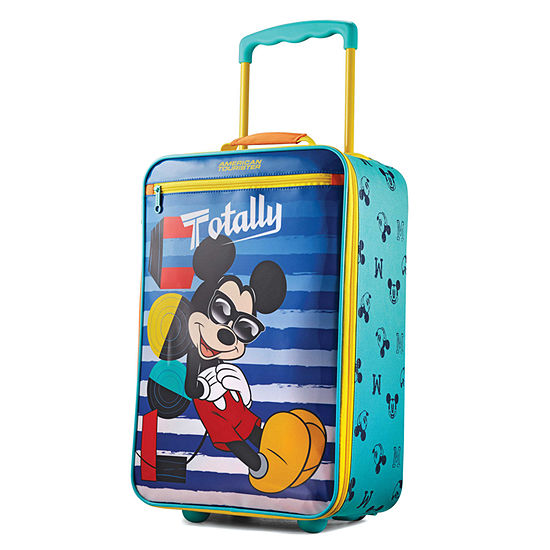 American Tourister Disney Mickey 18 Inch Luggage