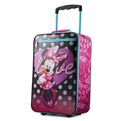 American Tourister Disney Minnie 18 Inch Luggage