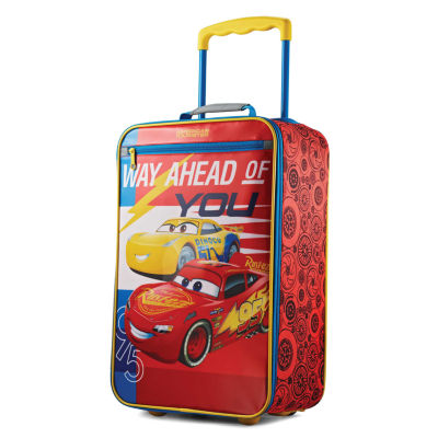 American Tourister Disney Cars 18 Inch Luggage