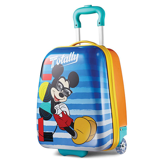 American Tourister Disney Mickey 18 Inch Hardside Luggage
