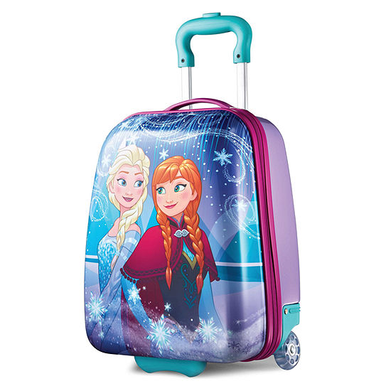76c072835969 American Tourister Disney Frozen 18 Inch Hardside Luggage JCPenney
