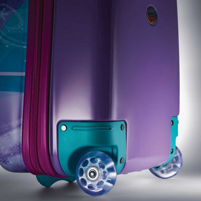 American Tourister Disney Frozen 18 Inch Hardside Luggage