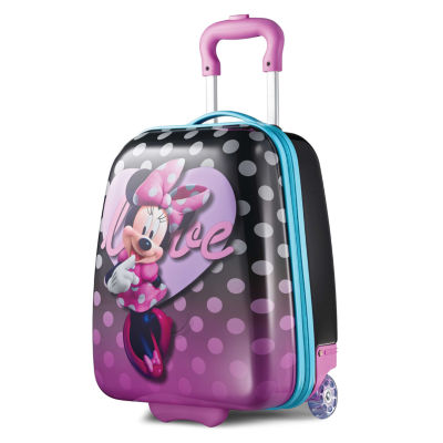 American Tourister Disney Minnie Mouse 18 Inch Hardside Luggage