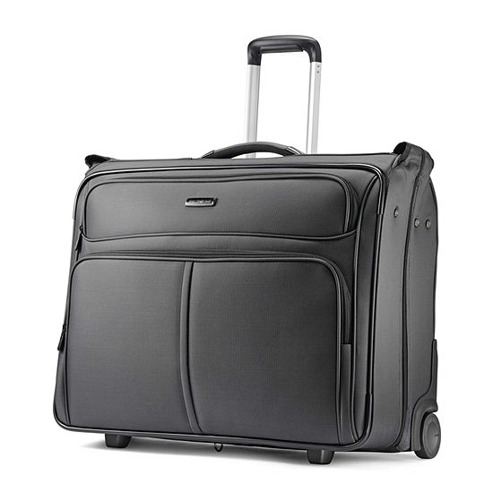 samsonite leverage lte garment bag jcpenney
