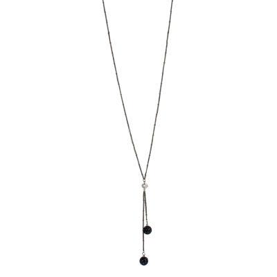Bijoux Bar Womens Y Necklace