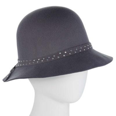 Colombino Headwear Inc Wool Cloche Hat