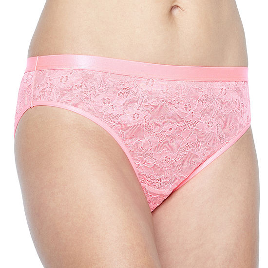 Ambrielle Lace Hipster Panty