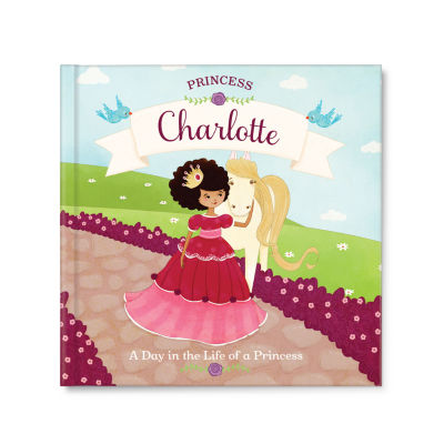 Princess Personalized Book