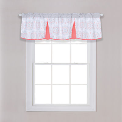 Trend Lab Valencia Rod-Pocket Curtain Panel