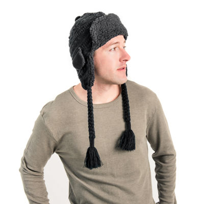 MUK LUKS® Men's Faux Fur Trapper Hat