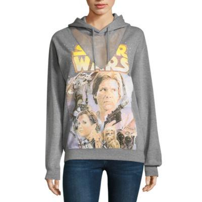 Star Wars Sweatshirt-Juniors