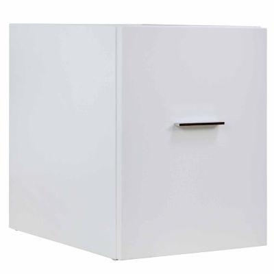 American Imaginations Modern Plywood-Veneer Bathroom Cabinet