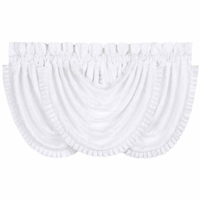 Five Queens Court Mackay Waterfall Valance