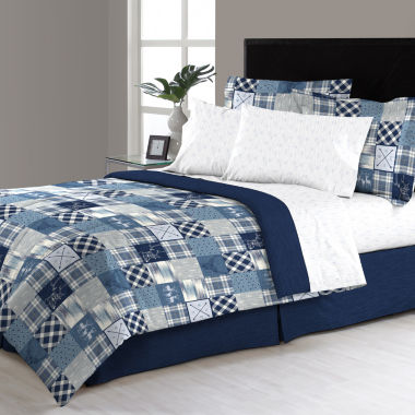 Wycombe Complete Bedding Set with Sheets
