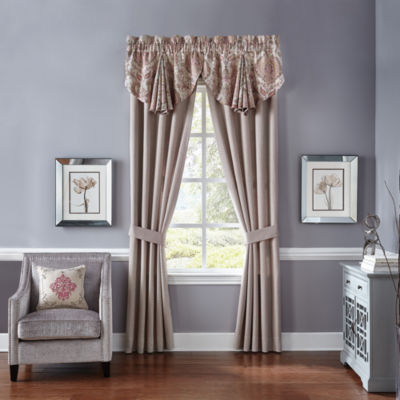 Croscill Classics Giulietta Rod-Pocket Curtain Panel