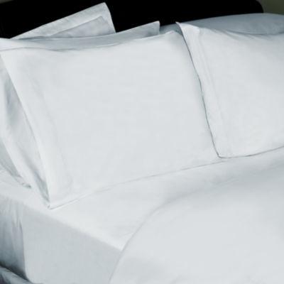 Adi Hospitality Verona 310tc Sateen Queen Flat Sheet