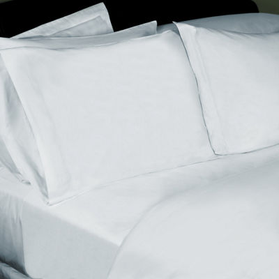 Adi Hospitality Verona 310tc Sateen King Flat Sheet