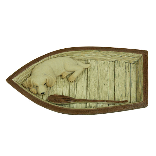 Bacova Guild Woodland Dogs Soap Dish