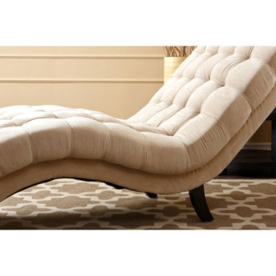 Devon & Claire Bella Fabric Chaise