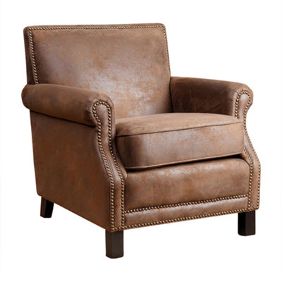 Devon & Claire Charlotte Fabric Club Chair