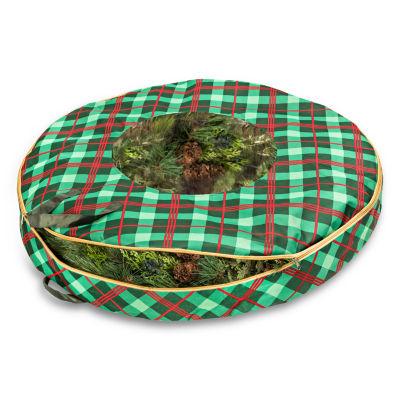 """Honey-Can-Do  36"""" Wreath Storage Bag"""