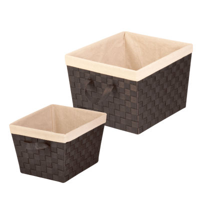 Honey-Can-Do 2-Piece Tote Kit