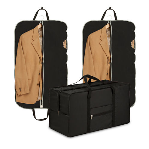 Honey Can Do 3-Piece Travel Set