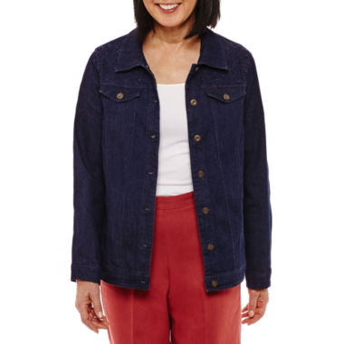 Alfred Dunner Gypsy Moon Denim Jacket