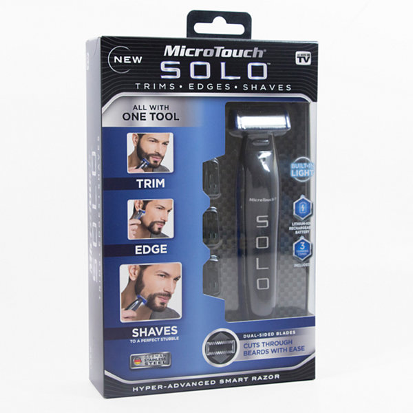 As Seen On TV MicroTouch Solo