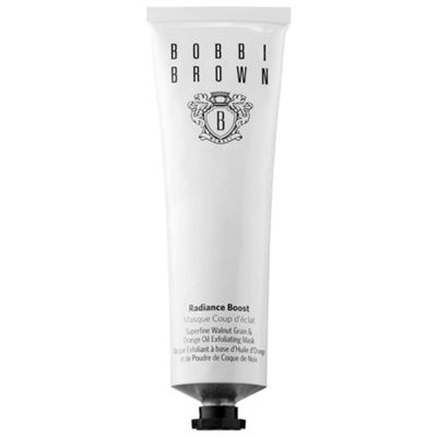 Bobbi Brown Radiance Boost Superfine Walnut Grain & Orange Oil Exfoliating Mask