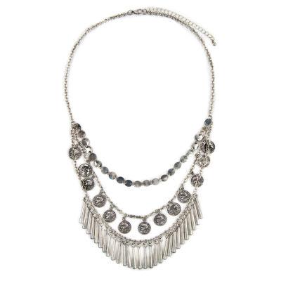 Arizona Womens Flower Strand Necklace