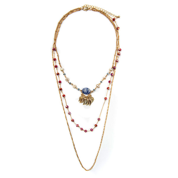 Arizona Beaded Necklace