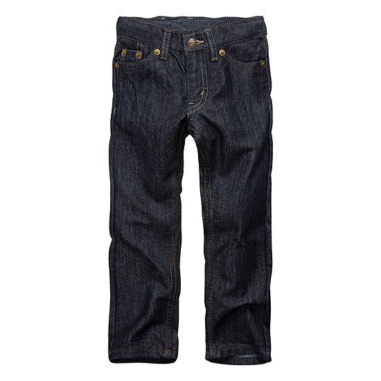 Levi's Boys 511 Slim Fit Jean Toddler